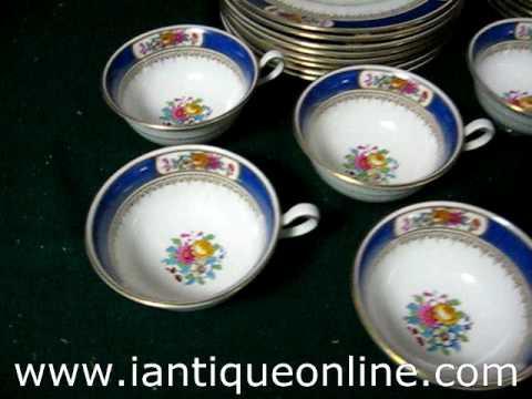 Vintage Tiffany China Caulden England