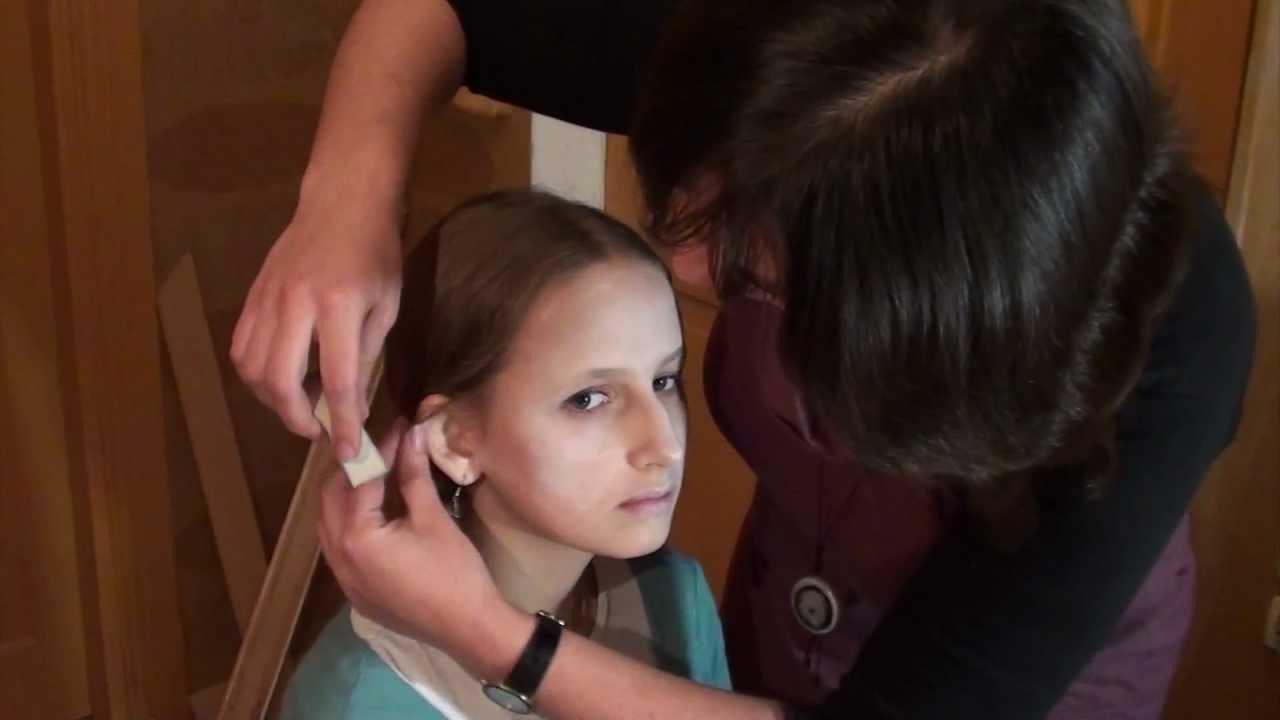 Мастер-класс по Новогоднему макияжу: Снежная Королева