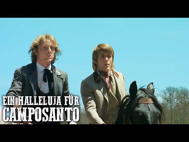 Ein Halleluja für Camposanto | WILDER WESTEN | Western Klassiker | Italowestern | Deutsch
