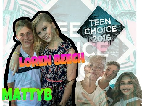MATTYB | TEEN CHOICE AWARDS 2016