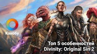 Топ 5 особенностей Divinity: Original Sin 2