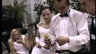 Душевная свадьба летним вечером  Столовая №7  Рязань