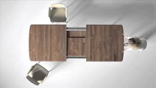 Flaye extending table  - Video