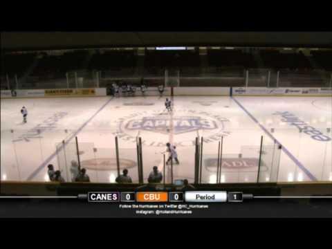 Holland Hurricanes Women's Hockey vs. Cape Breton University Capers - November 8, 2015