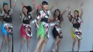 みちのく仙台ORI☆姫隊とは・・・ 宮城を代表する美少女ユニット、震災復...