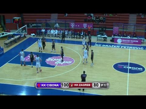 KK Cibona - KK Zagreb