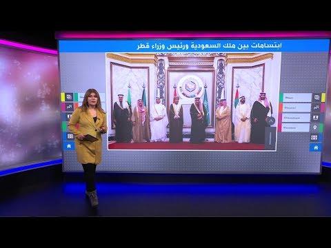 لماذا حذف شقيق أمير قطر تغريدته عن ابتسامات الملك سلمان ورئيس وزراء قطر؟  - نشر قبل 53 دقيقة