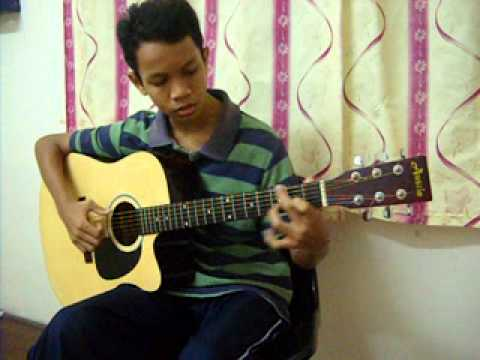 Bengawan Solo Keroncong(gesang) Fingerstyle - uddin1812