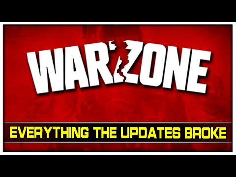Everything the Season 2 Updates Broke in Warzone! - TheXclusiveAce