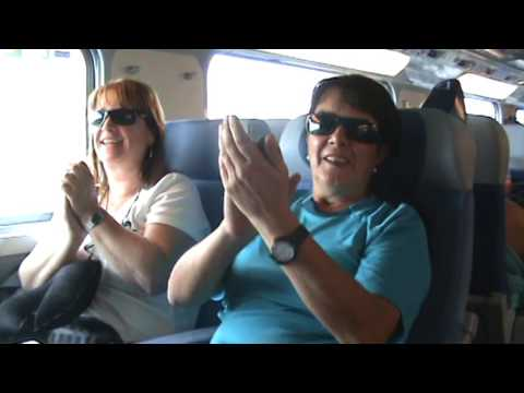 VIAJE EN TREN TGV Paris-munich