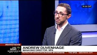 Wrap of this week's business news with Andrew Duvenhage
