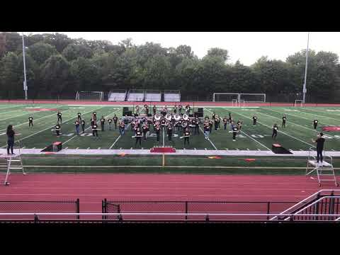 2019 Mount Olive High School Marching Band - Band Camp Show