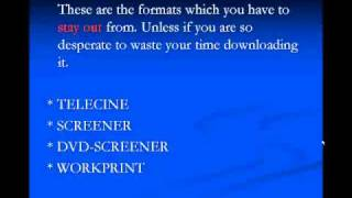 How To Select a Good Quality Movie Torrent