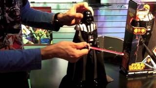 Star Wars Toys, First Look At New 2013 Star Wars Toys from Hasbro.  Toy Fair 2013