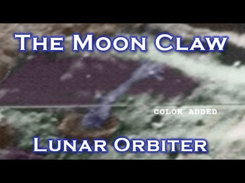 Claw Machinery & Mining On Moon
