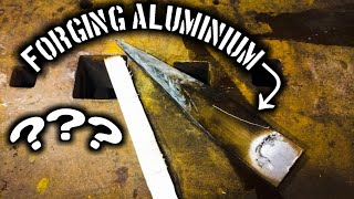 Can you forge aluminum?