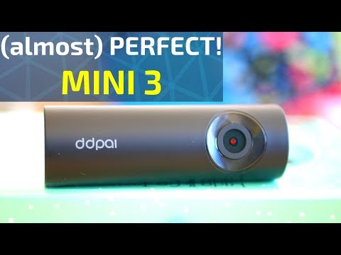 DDPAI Mini3 - The Almost PERFECT 2018 Dash Camera [REVIEW]