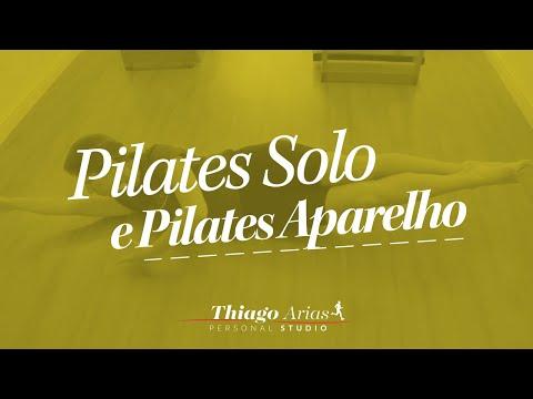 Pilates solo X Pilates aparelho: por qual começar