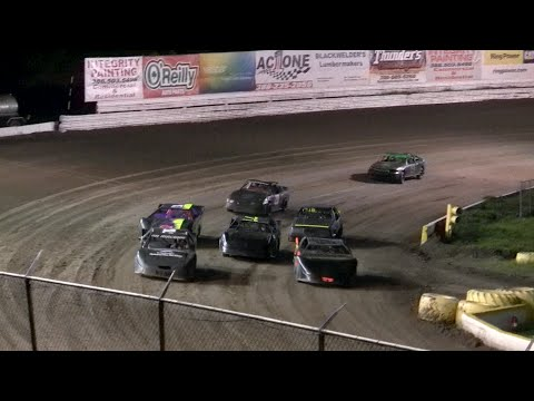Mini Stocks - Volusia Speedway Park 8-20-16