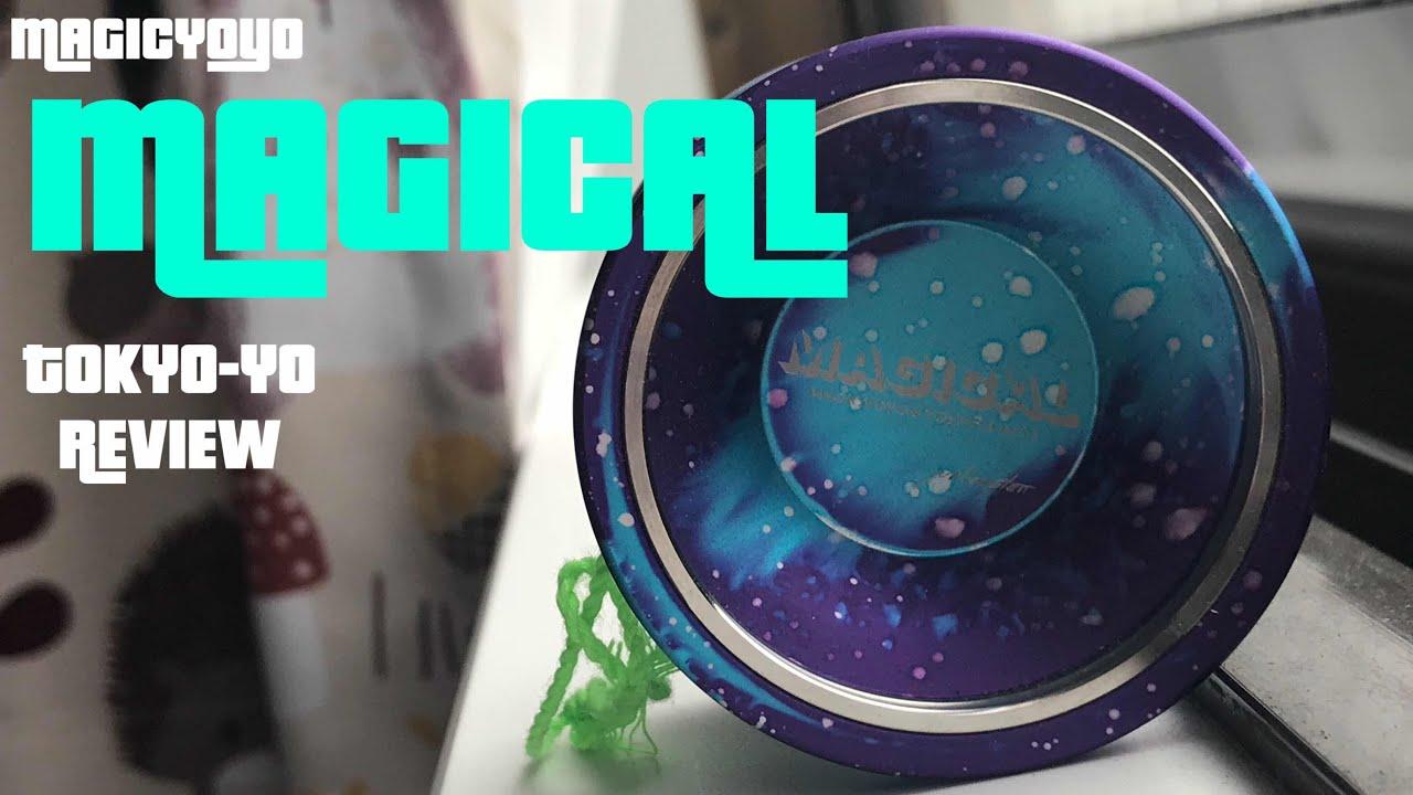 TokYo Yo Reviews Magic Yoyo M05 Magical