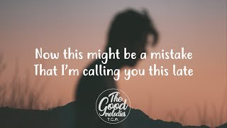 Faouzia & John Legend - Minefields (Lyrics)