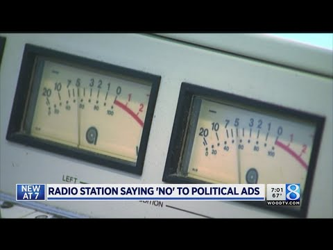 Ionia radio station 'turns off' negative political ads