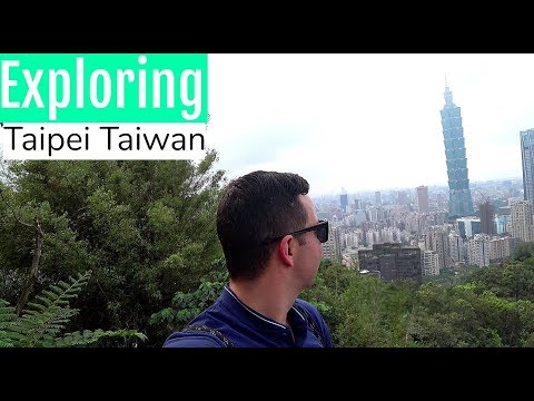 Taipei Taiwan City Tour