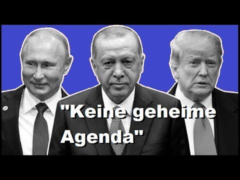 Dieser deutsche Politiker hat Erdogan inspiriert | Seine Meinung über Trump und Putin