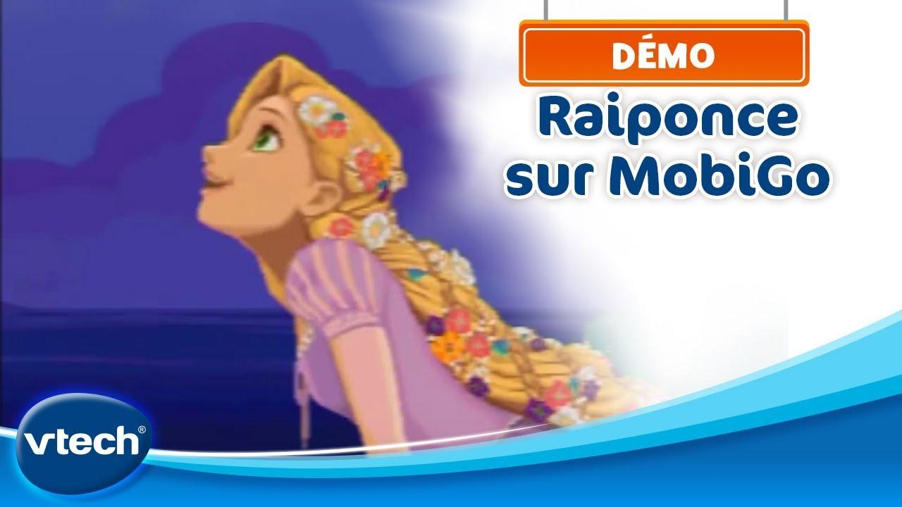 VTECH Jeu /éducatif Mobigo Princesse Raiponce