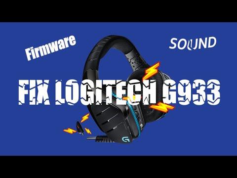 Logitech G933 fix your problems !