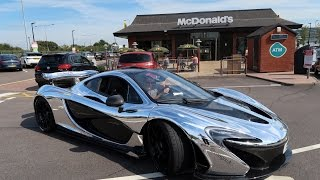 £2,000,000 CAR GETTING MCDONALD