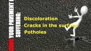 A   Asphalt Driveway Repair & Sealcoating Dayton OH