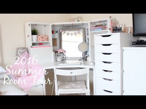 2016 ROOM TOUR | LifewithChloe