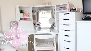 One of LifewithChloe's most viewed videos: 2016 ROOM TOUR | LifewithChloe