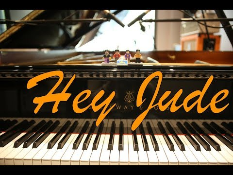 Hey Jude - The Beatles - piano cover -