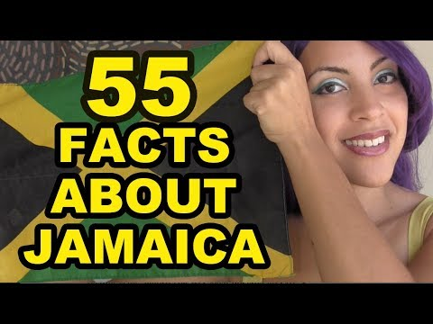 55 Fun Facts About Jamaica! (Jamaica 55th Independence Anniversary!)