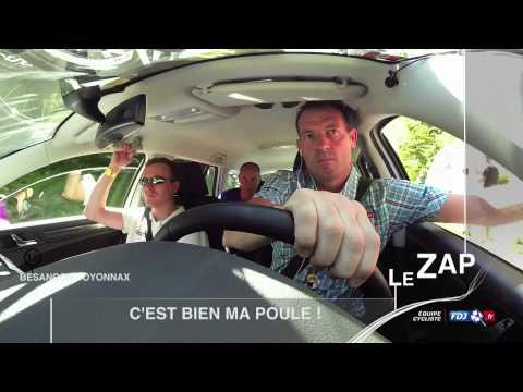 Tour de France - Etape 11 : Le Zap (Besançon - Oyonnax)