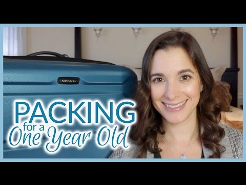 Packing for a One Year Old | Disney World Vacation