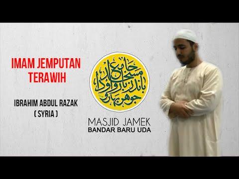 IMAM JEMPUTAN TERAWIH 1435H - IBRAHIM ABDUL RAZAK