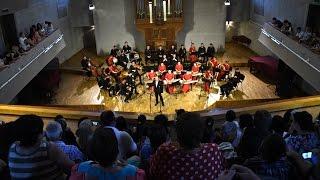 On July 13th Naregatsi Folk Instruments Orchestra of the Naregatsi ...