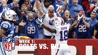 Bills Percy Harvin with a Huge 51-Yard TD Catch | Colts vs. Bills | NFL