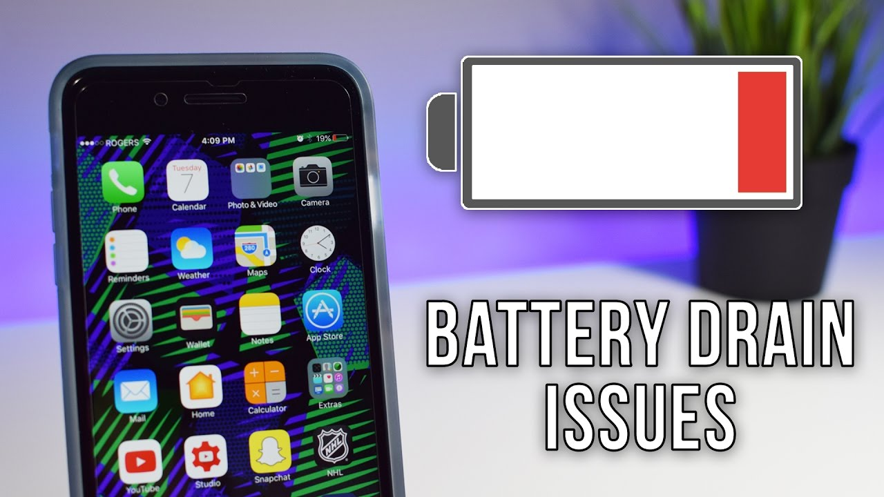 what is draining my iphone battery what s wrong with my iphone battery drain issues ios 10 3 6120