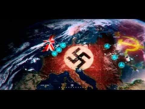 Der 2. Weltkrieg aus dem All Doku