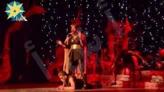 بالفيديو: ضمن المهرجان القومي للمسرح عرض جزء من مسرحية
