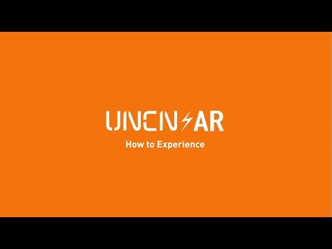 ユニコーン How to Experience 『UC100W』 UNCN?AR