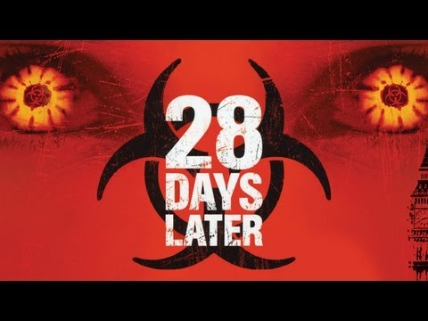 28 Days Later... -- Movie Review #JPMN