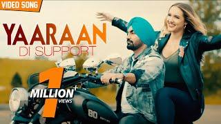 Yaaraan Di Support (Ravinder Grewal) Mp3 Song Download