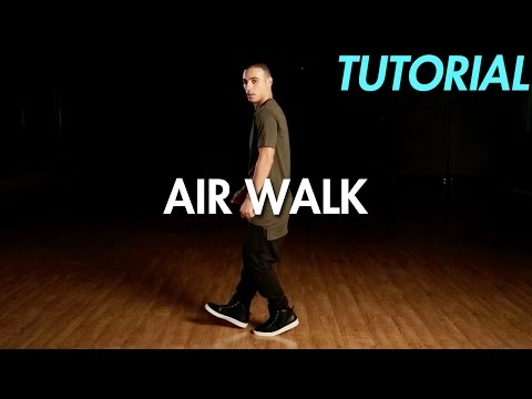 How to Air Walk (Hip Hop Dance Moves Tutorial) | Mihran Kirakosian