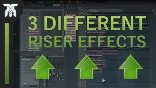 how To Make A Riser Effect - Build Up Tutorial (FL Studio 20)