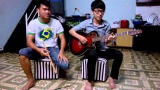 Lệ tình guitar + sáo trúc Nguyễn Thành Tuân